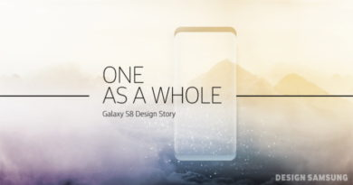 [Design Story] ONE AS A WHOLE, Galaxy S8 Design Story