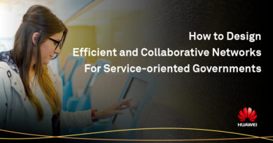 How to Design Efficient and Collaborative Networks for Service-oriented Governments