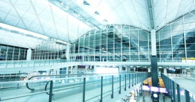 Huawei SDN-Oriented Network Solution embrace Smart Airline