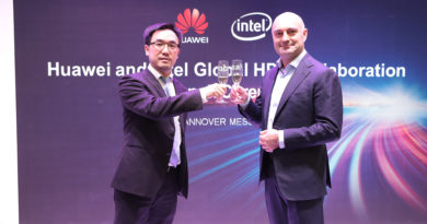 Huawei and Intel Sign MOU to Accelerate HPC Innovation