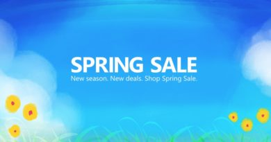 Spring Sale is on now in the Windows Store