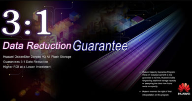 Huawei's 3:1 Data Reduction Guarantee – Testing Results Far Exceed Publicized Assurances