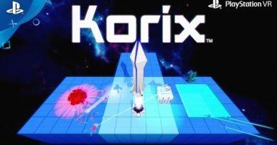 Korix - Launch Trailer   PlayStation VR