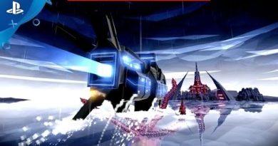 Aaero - Launch Trailer   PS4