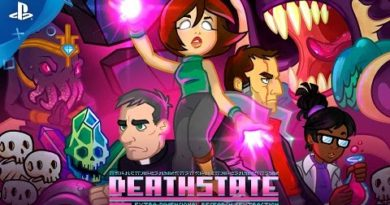 Deathstate - Launch Trailer | PS4