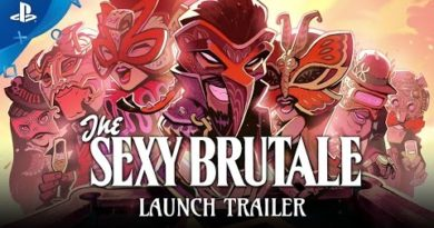 The Sexy Brutale - Launch Trailer | PS4