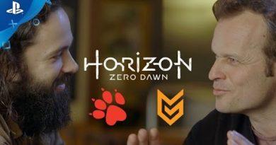 Horizon Zero Dawn - Neil Druckmann Entrevista a Hermen Hulst   PS4