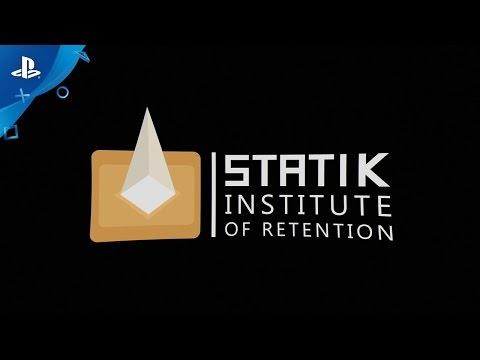 Statik Release Trailer   PSVR