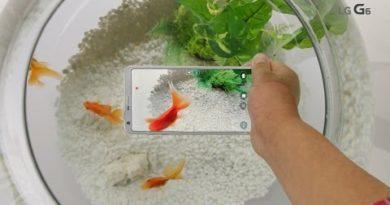 LG G6 : Official Global TVC (20s ver.) – Fisheye