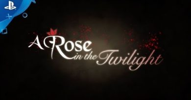 A Rose in the Twilight - Launch Trailer   PS Vita