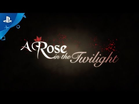 A Rose in the Twilight - Launch Trailer | PS Vita