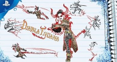Drawn to Death - Diabla Highlight Trailer   PS4