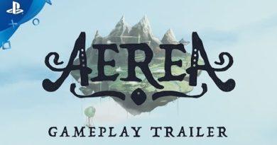 AereA - Gameplay Trailer | PS4