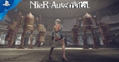 NieR: Automata - 3C3C1D119440927 DLC Gameplay | PS4