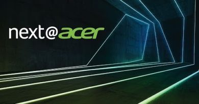 Acer | Coming Soon Next@Acer! Live announcements from New York on April 27, 2017.