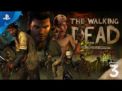 the walking dead a new frontier episode 3 launch. Black Bedroom Furniture Sets. Home Design Ideas