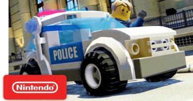 LEGO CITY Undercover | Vehicles Trailer - Nintendo Switch