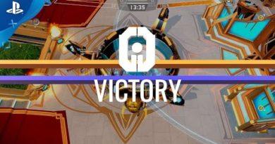 Games of Glory - Basic Tutorial: Arkashan Arena   PS4