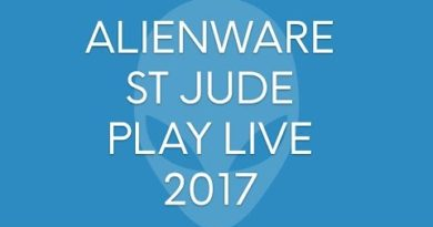 Alienware St Jude Play Live Charity 2017 - Join Us!