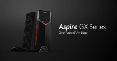 Acer  Aspire GX Series – Give Yourself An Edge