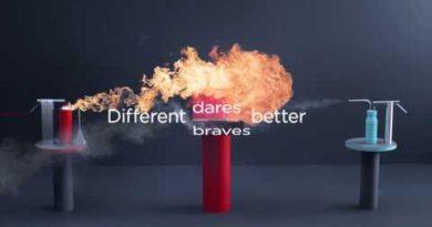 Lenovo Presents: ThinkPad X1 vs Fire and Ice