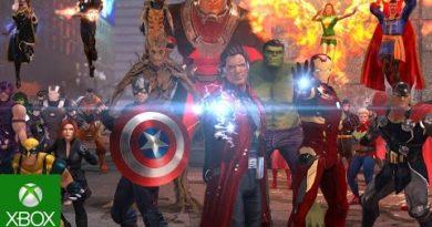 Marvel Heroes Omega Announce Trailer