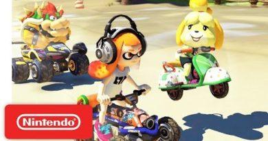 Mario Kart 8 Deluxe Souped-Up Trailer - Nintendo Switch