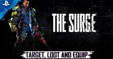 The Surge - Target, Loot And Equip Trailer | PS4