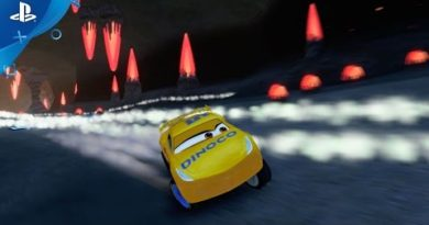 Cars 3: Driven to Win - First Look Trailer | PS4, PS3