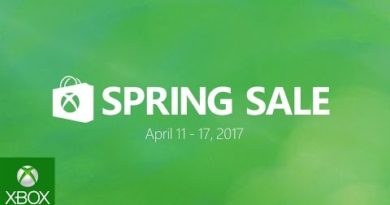 Xbox Store Spring Sale Video