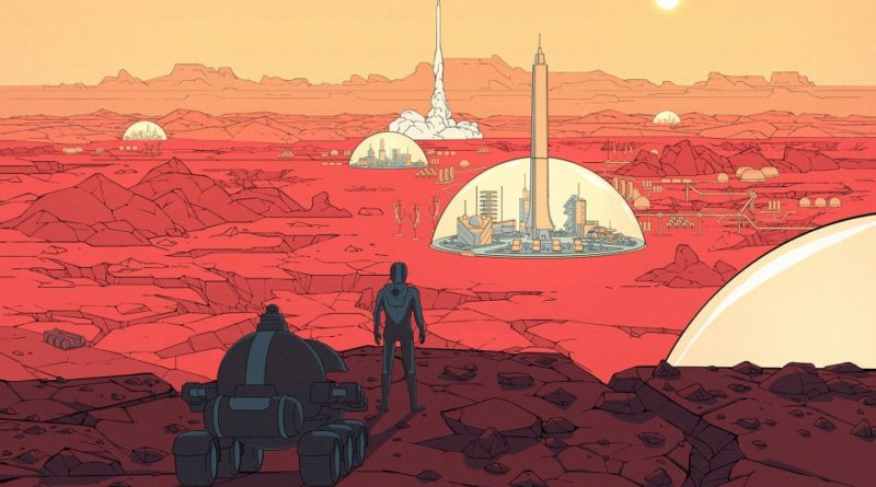 Announcing Surviving Mars, a Planetary City Builder, Coming Soon to Xbox One