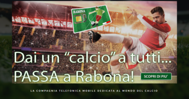 Rabona Mobile: Here are the new all-inclusive offers, starting from € 8 per month