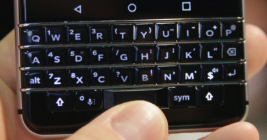 BlackBerry KeyOne Hands-On: Keyboard Smartphone tried for regular customers