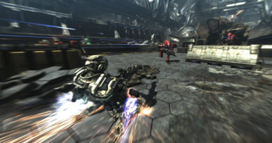 Port: Vanquish slides in May to the PC
