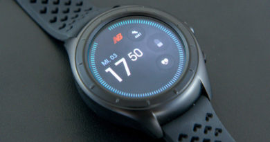 New Balance RunIQ test: Round Smartwatch with GPS for runners