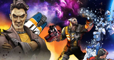 Humble GameOn Bundle: Indie games and borderlands for nine euros