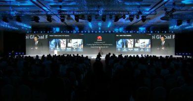 Huawei Holds Fifth Global Financial Summit in Beijing