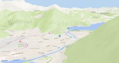 Create more with the latest Windows 10 Maps updates