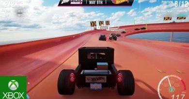 Forza Horizon 3 Hot Wheels Live Stream Highlights