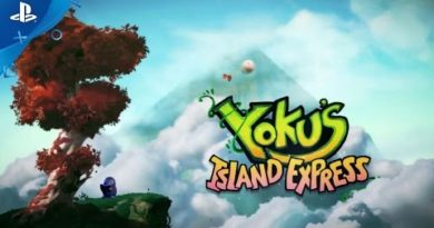Yoku's Island Express - Announcement Trailer | PS4