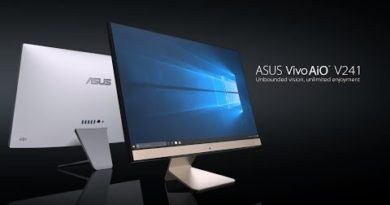 Unbounded Vision, Unlimited Enjoyment - Vivo AiO V241 | ASUS