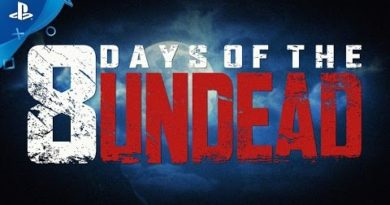 Call of Duty: Black Ops III - 8 Days of the Undead Trailer   PS4