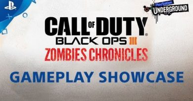 Call of Duty: Black Ops III - Zombies Chronicles Gameplay Preview | PS Underground