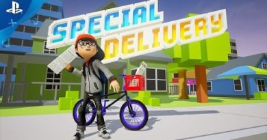 Special Delivery - Announce Trailer | PSVR
