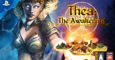 Thea: The Awakening - Gameplay Trailer | PS4