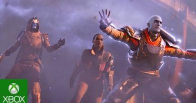 Destiny 2 - Official Homecoming Trailer