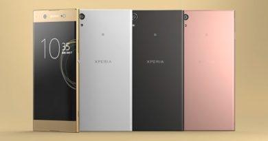Xperia XA1 Ultra – Big design for big moments