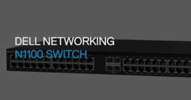 Dell EMC Networking N1100 Switch