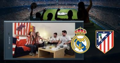 UCL #ChampionsSofa Preview – Real Madrid v Atlético