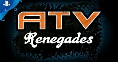 ATV Renegades - Gameplay Trailer | PS4